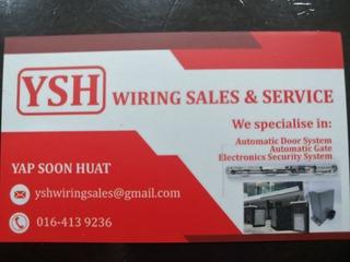 YSH WIRING SALES &SERVICE