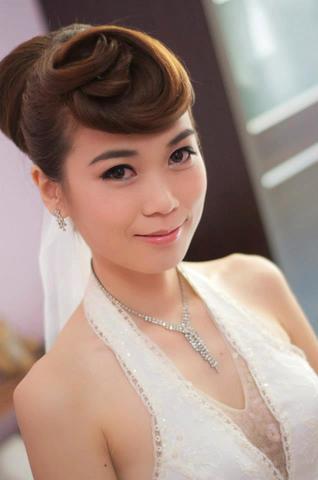 Wedding Makeup & Hairstyling