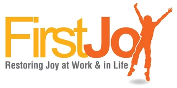 Medium first joy logo