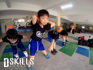 D Skills Academy- Football/Soccer Academy Malaysia