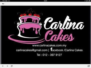 Carlina Cakes