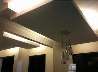 Medium interior plafon rumah modern 2014