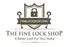 Thumb logo the fine lock shop