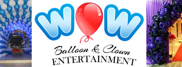 WOW Clown & Balloon Specialist