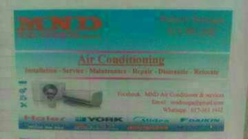 MND Air Conditioner & services