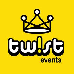 Medium royal twist events logo square