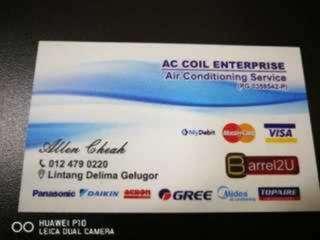 AC COIL ENTERPRISE