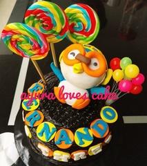 Ayura Loves Cake