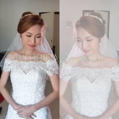 VIVI Bridal Makeup I VIVI 新娘造型师