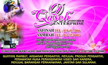 Beauty produc & service