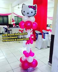 AVR EVENT BALLOON DECOR