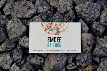 Emcee Balloon