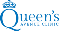Medium queens avenue clinic logo