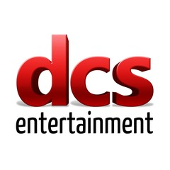 Medium dcs entertainment logo