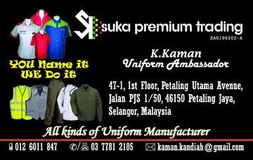 Suka Premium Trading