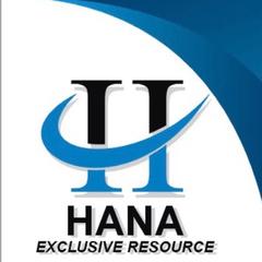 Hana Exclusive Resources