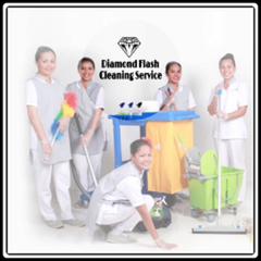 Diamond Flash Cleaning Services