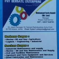 fny bersatu enterprise