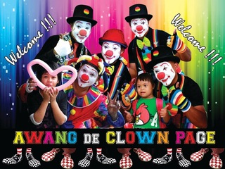 Awang the Clown