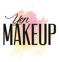 Medium yen makeup