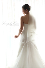 Simply Chic! make you a chic bride~