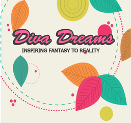 Medium diva dreams logo