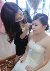 Cinder Bridal Make-Up Artist