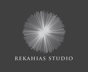 Medium rekahias studio logo