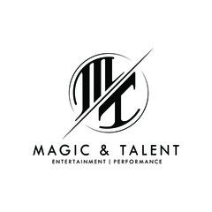 Medium logo  b w