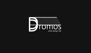 Medium dromos   name card