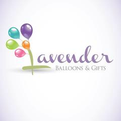 Lavender Balloons and Gifts
