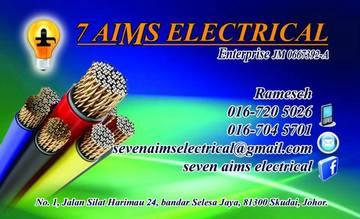 Seven Aims Electrical Enterprise (JM 0667392-A)