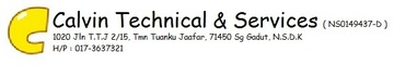 Calvin Technical & Services ( NS0149437-D )