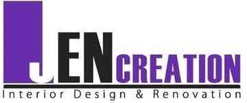 Medium jen creation logo