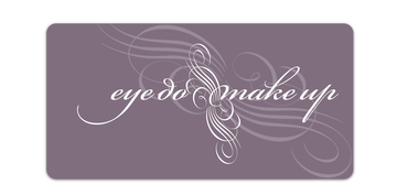 Medium eye do makeup logo