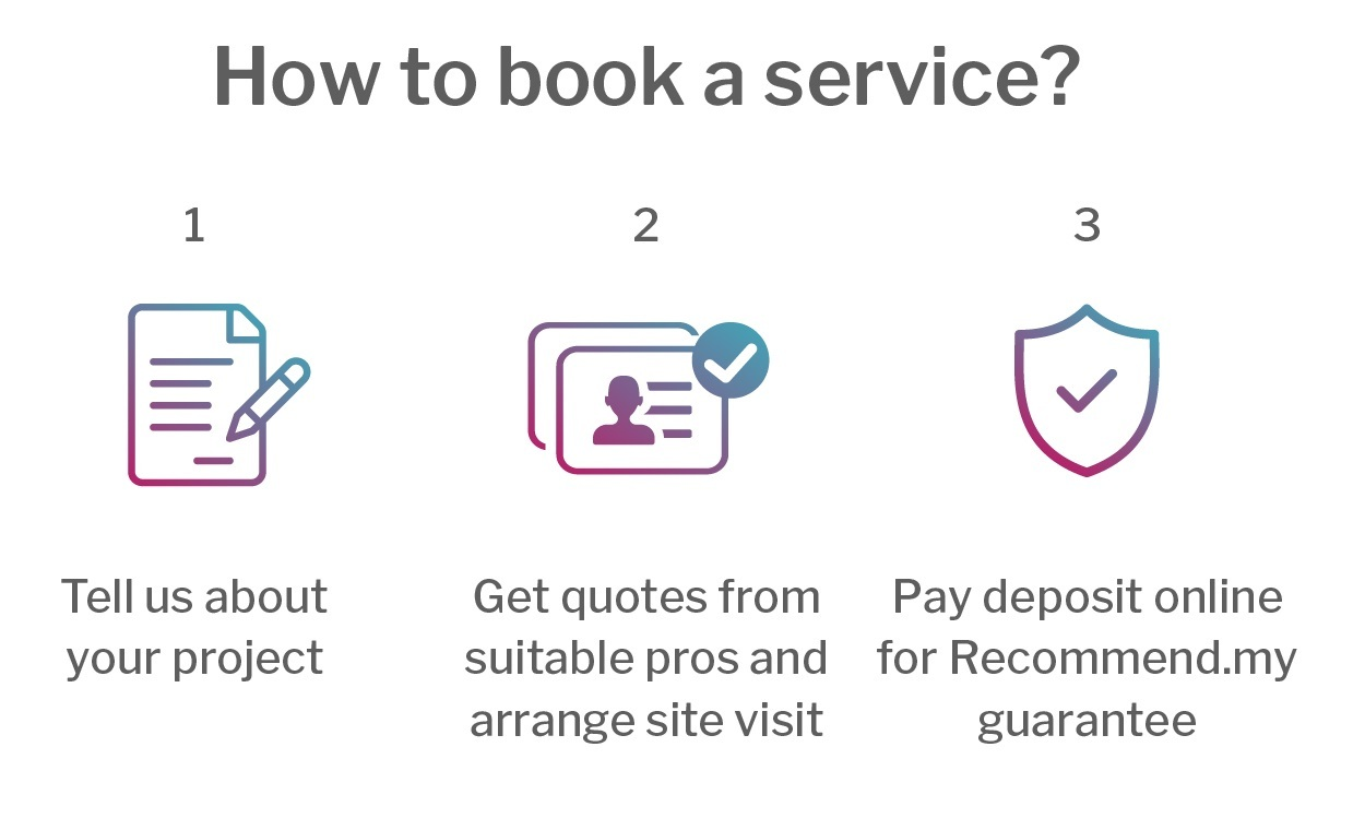 How to book a service1 01
